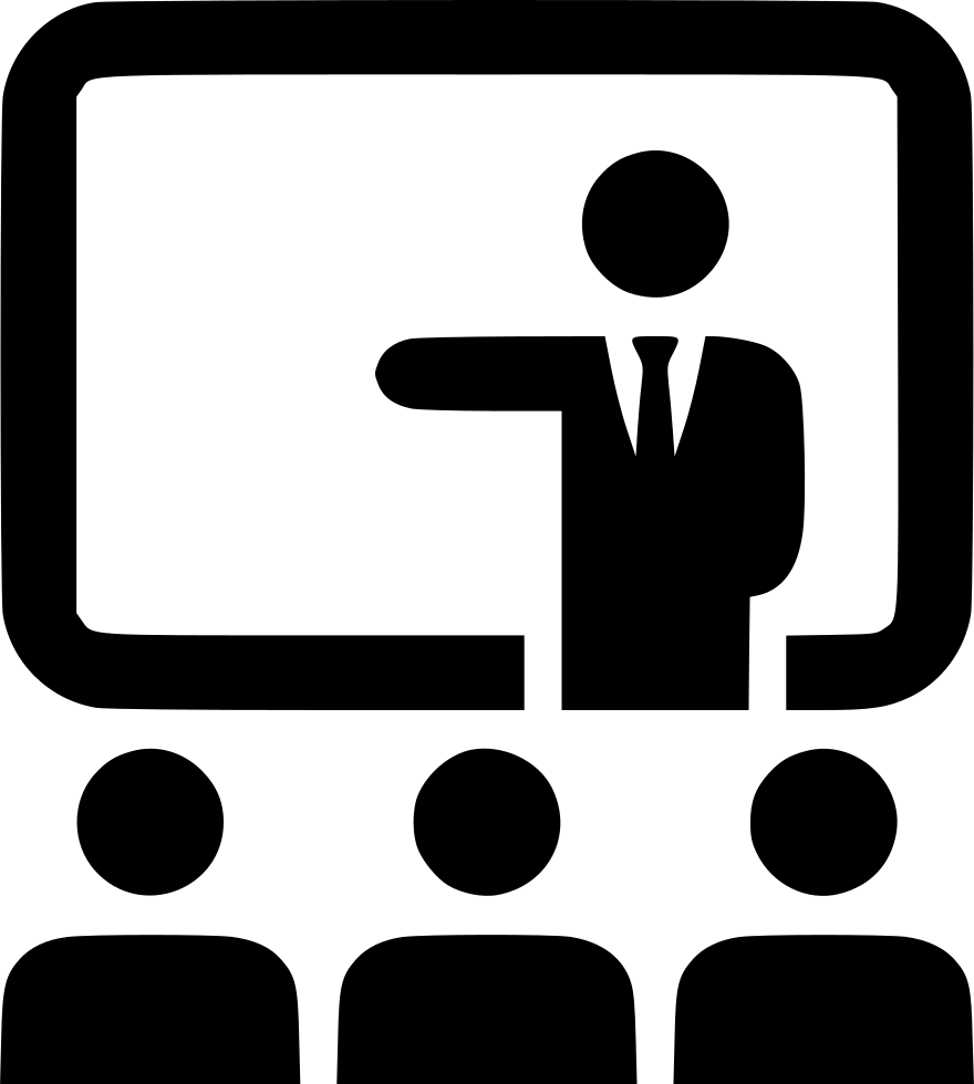 Conference Presentation Png - Conference Presentation Svg Png Icon Fre #263305 - PNG Images - PNGio