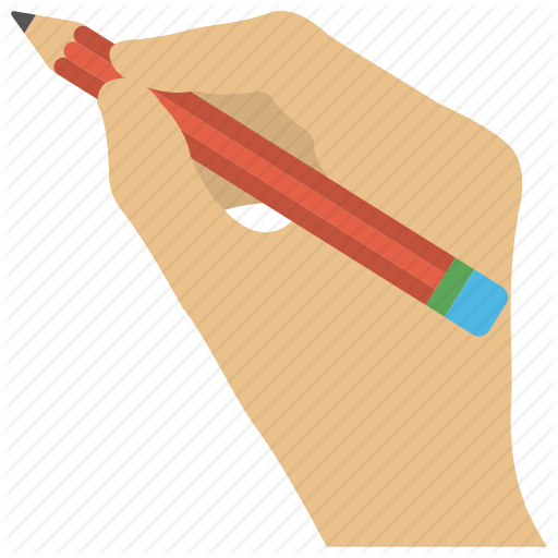 Content Writer Hand Holding Pencil Han 297296 Png Images Pngio To get more templates about posters,flyers. content writer hand holding pencil