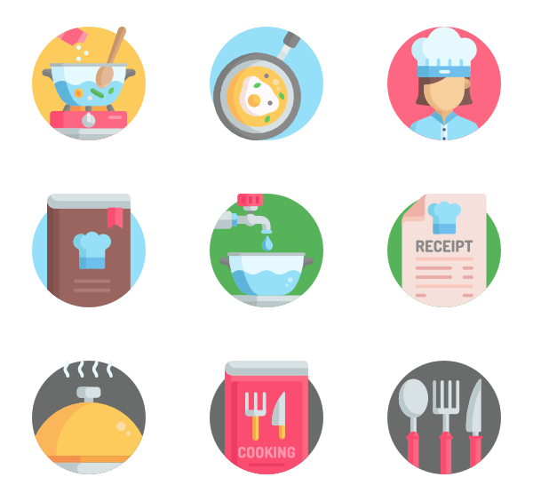 Cooking Png - Cooking 50 icons