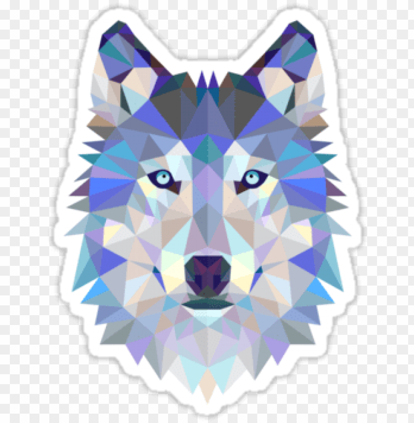 coolest galaxy wallpaper tumblr triangle geometric wolf desi png cool wolf backgrounds png 840 859