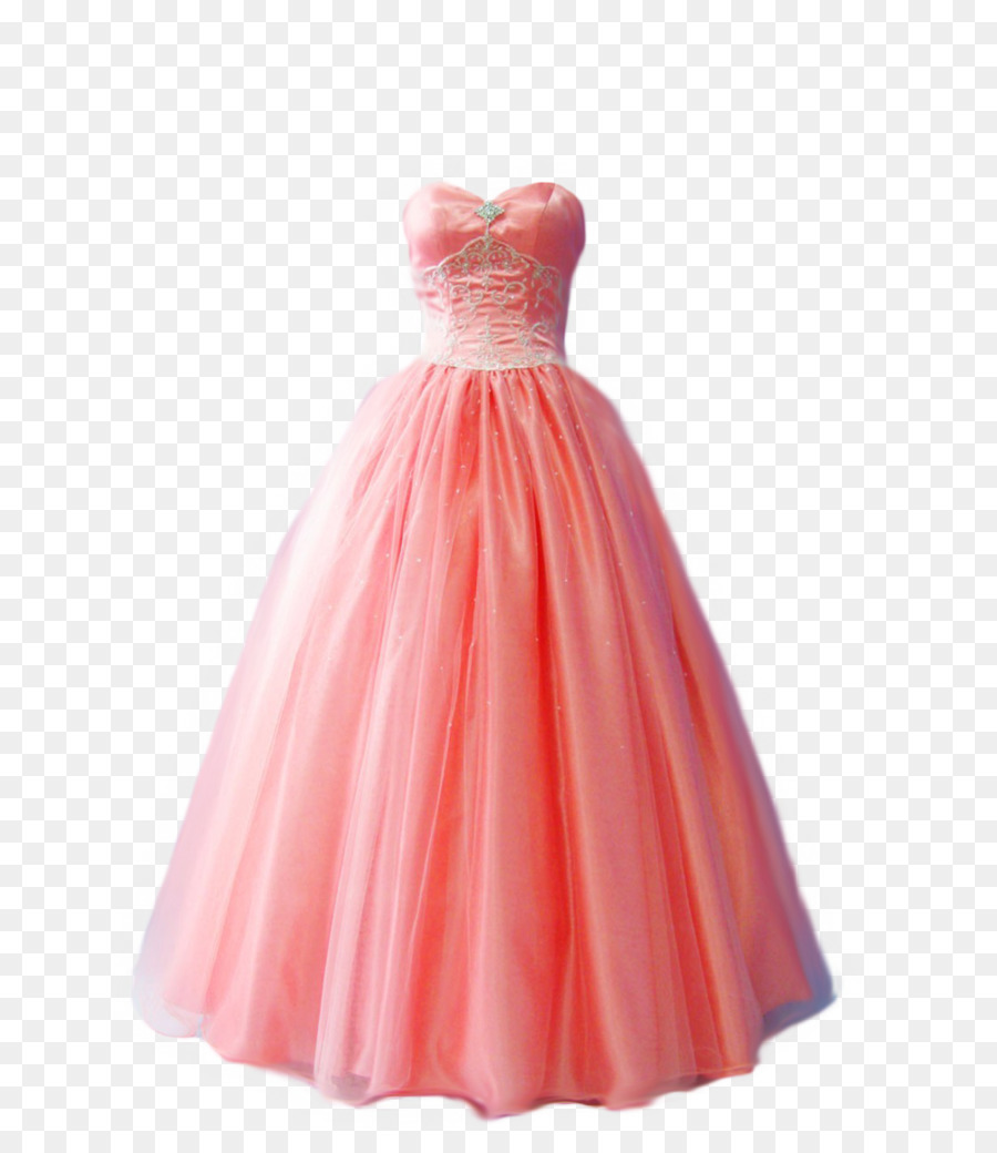 Ball Dress Png - Coral Background png download - 774*1032 - Free Transparent Dress ...