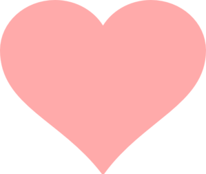 Coral Heart Png - Coral Heart Different Colour Clip Art at PNGio - vector clip ...