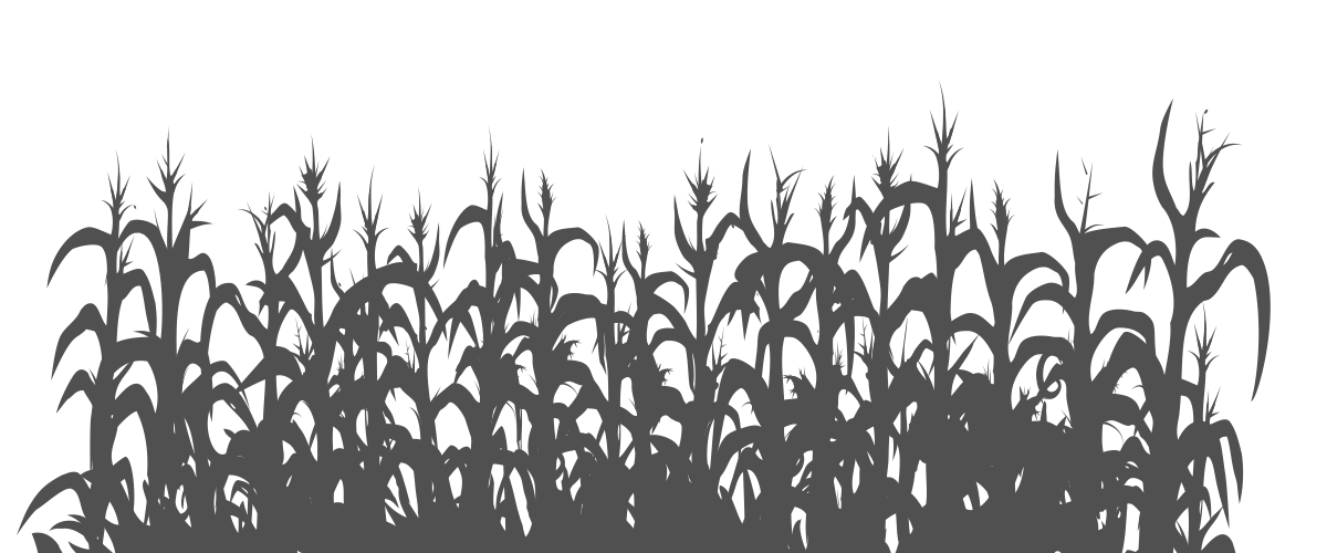Corn Silhouette at GetDrawings   Free download   Cornfield Silhouette