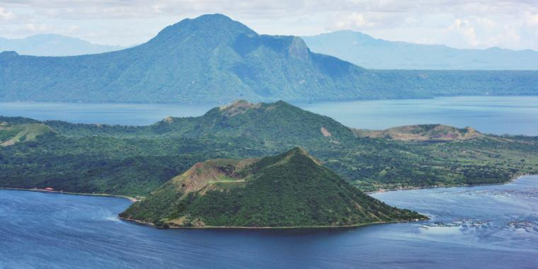 Taal Volcano Png - Corregidor & Taal Volcano Aerial Tour by Helicopter - $1, 021.00