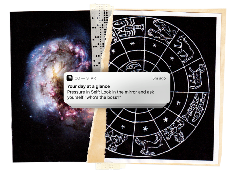 Astronomy Class Png Transparent - Co–Star, the Astrology App Conquering the Millennial Lock Screen ...