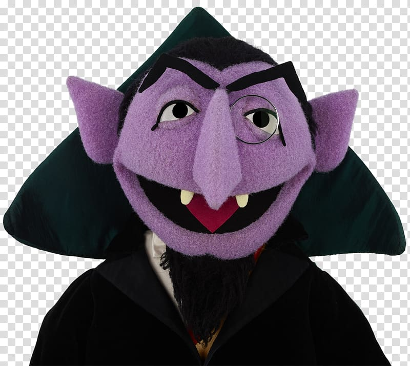 Count Von Count - Sesame Street TV series character - MOVIES and MANIA | 714x800