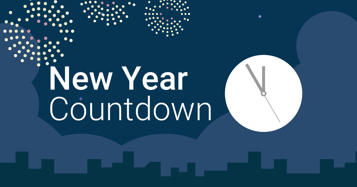 Countdown To New Years 2020 Free Png Florida Happy New Year & Free Florida Happy New Year.png