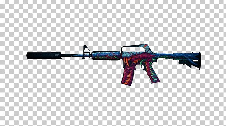 S Atomic Png - Counter-Strike: Global Offensive M4 Carbine M4A1-S Weapon PNG ...