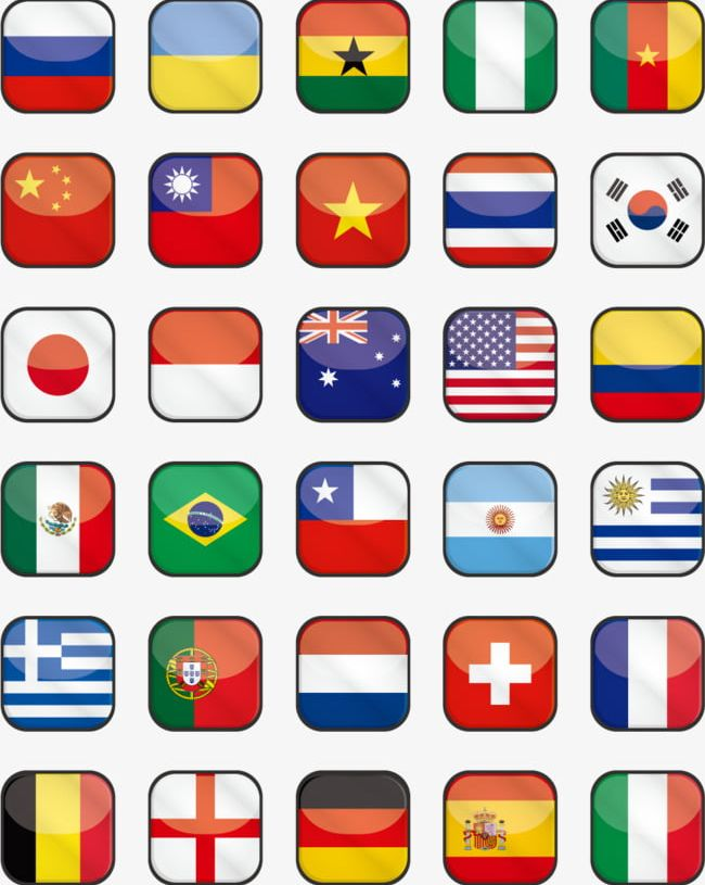 Countries Flags Icons PNG, Clipart, Chin #1438255 - PNG ...