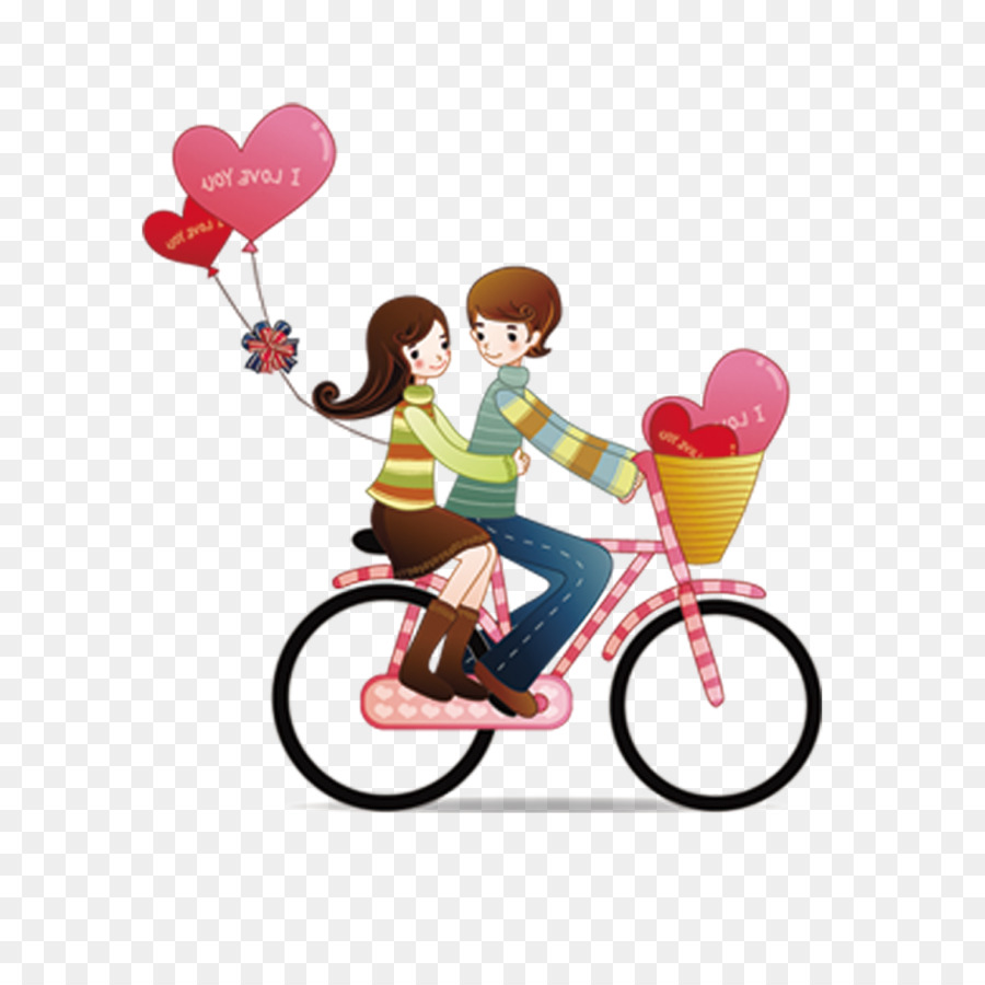 Couple In Love Png - Couple Love Romance - Cartoon Couple Png #553323 - PNG Images - PNGio