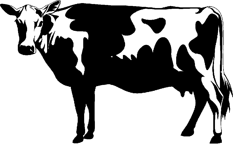 Number 2 And Cow Png - Cow clip art downloadclipart org 2 - Cliparting.com