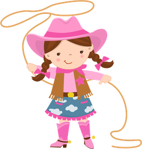 Cowboy E Cowgirl Minus Girlsgala Cow 174608 Png Images Pngio