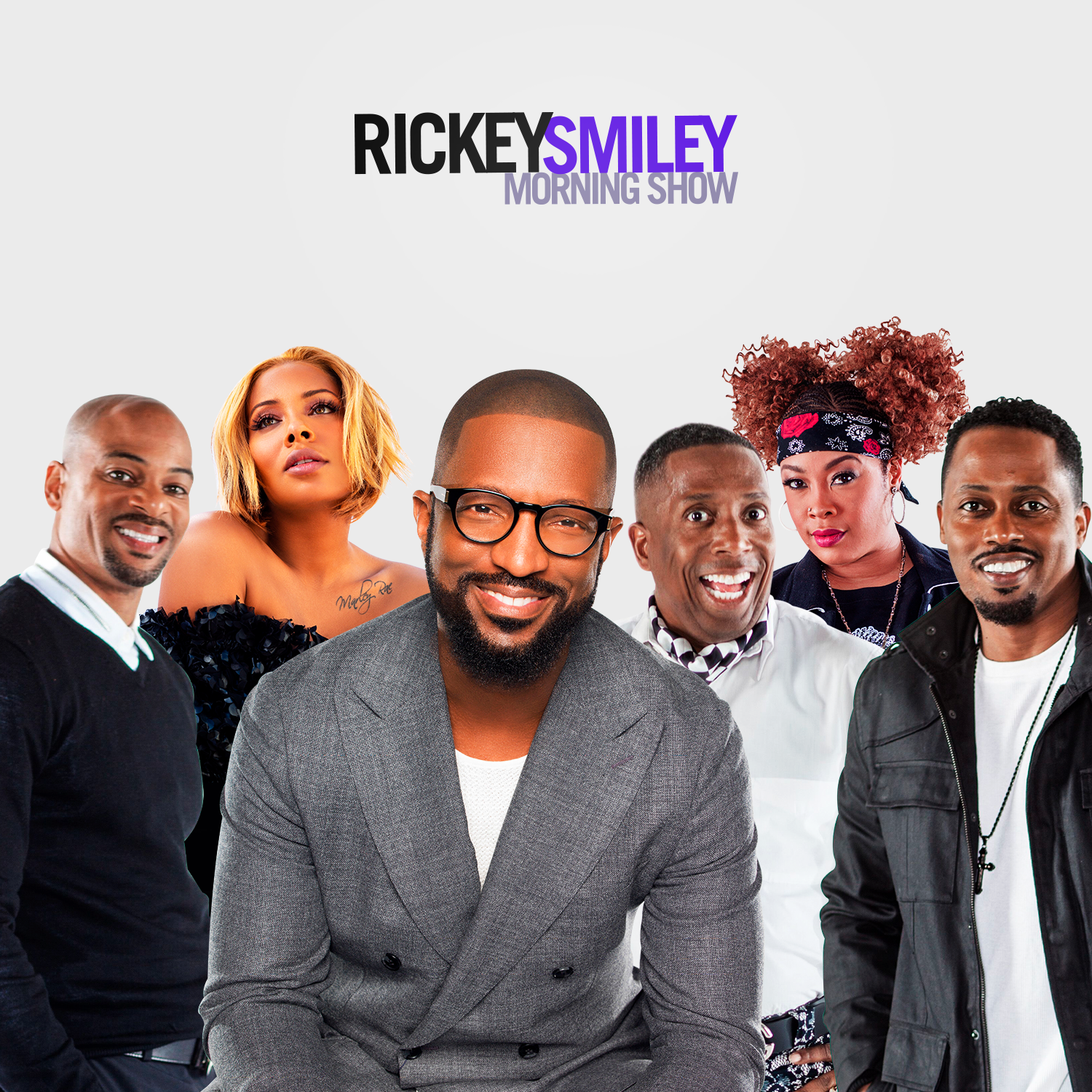 The Rickey Png - COX MEDIA GROUP TO AIR RICKEY SMILEY'S NEW URBAN AC SHOW ON ITS ...