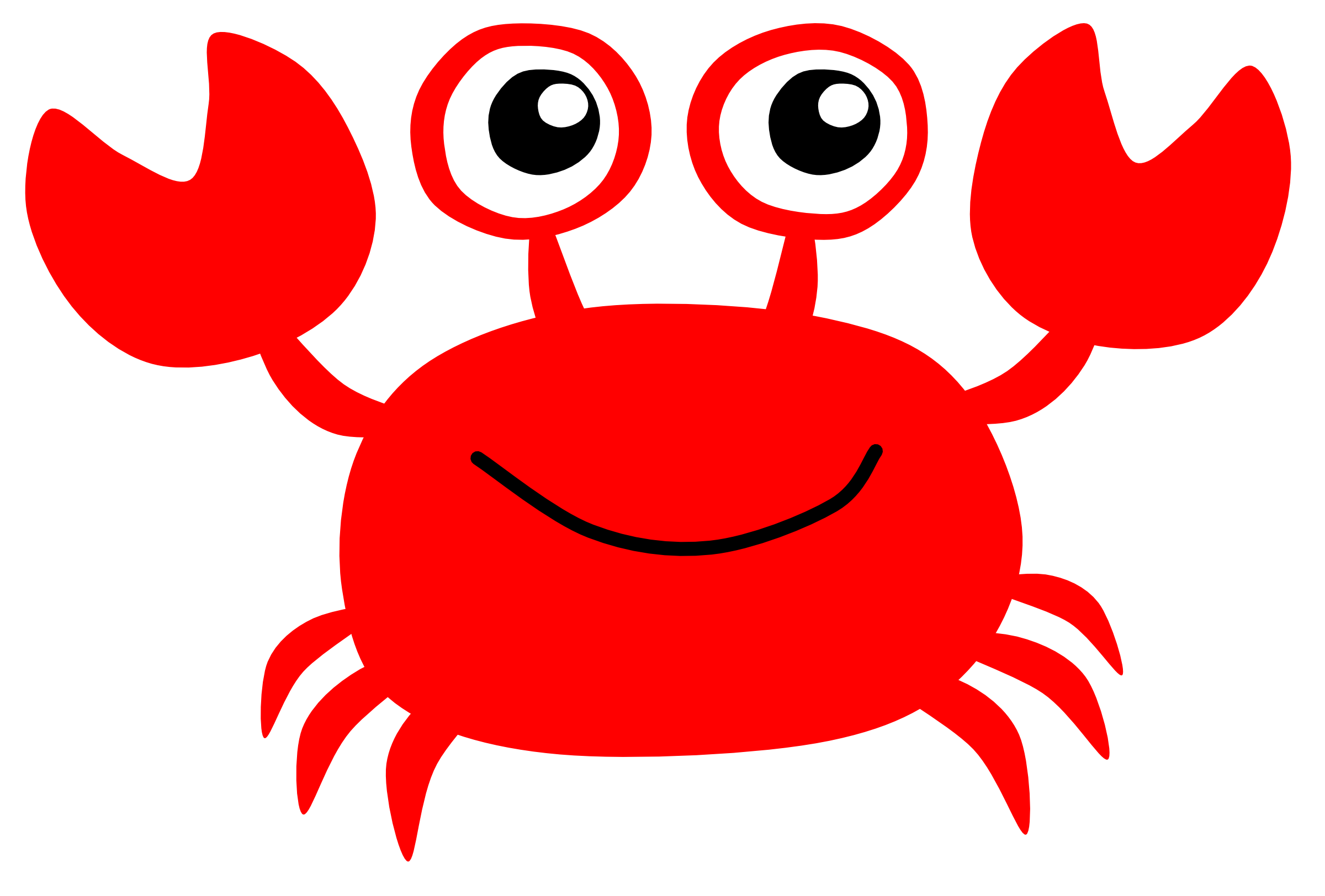 Cute Crab Png - Crabs clipart cute, Crabs cute Transparent FREE for download on ...