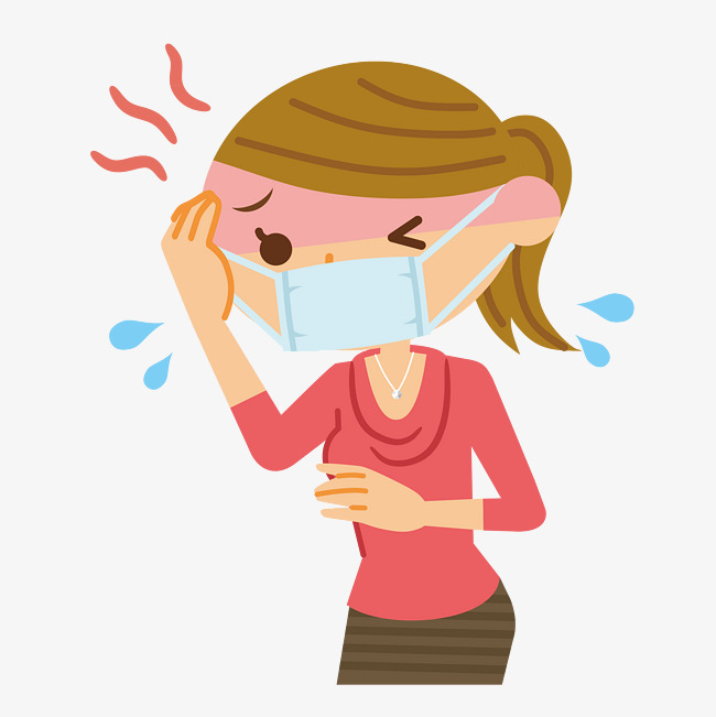 Sick Png - creative people sick headache, Ai, White, Character PNG and Vector