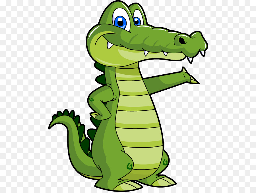 Animated Alligator With No Background Png & Free Animated