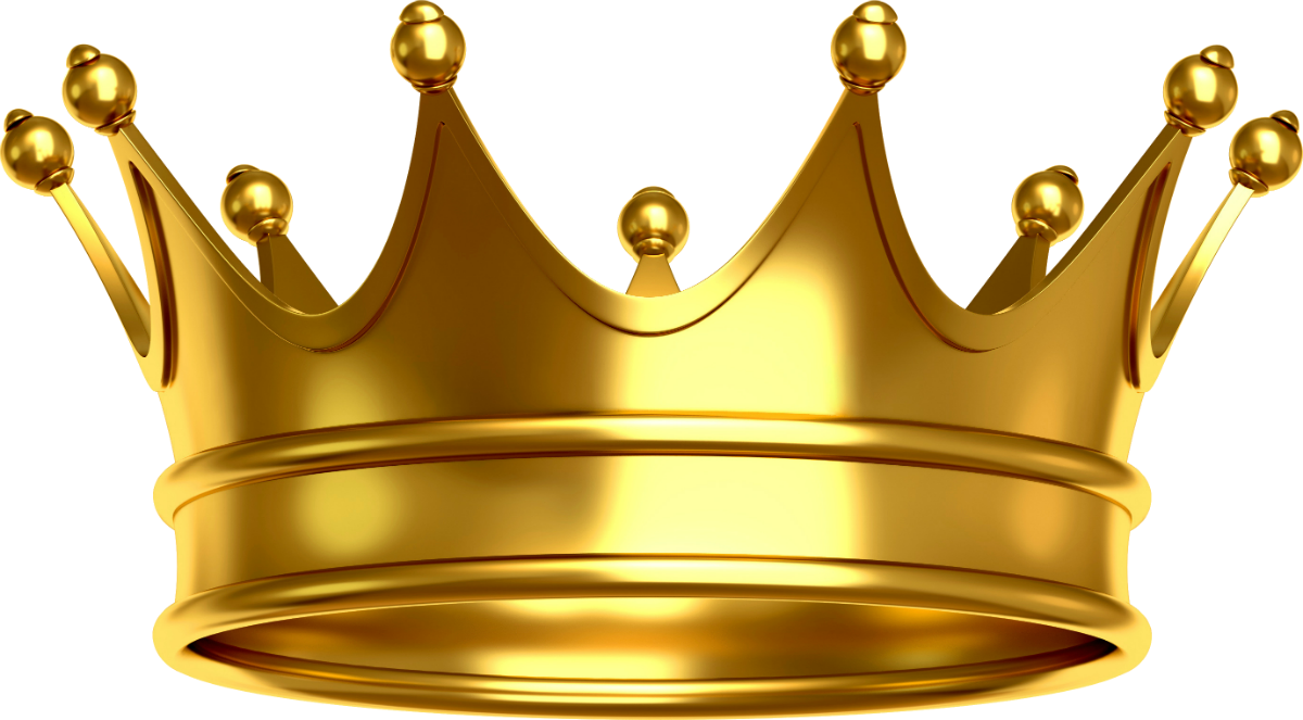 Gold King Crown Png - Crown PNG HD Transparent Crown HD.PNG Images.   PlusPNG