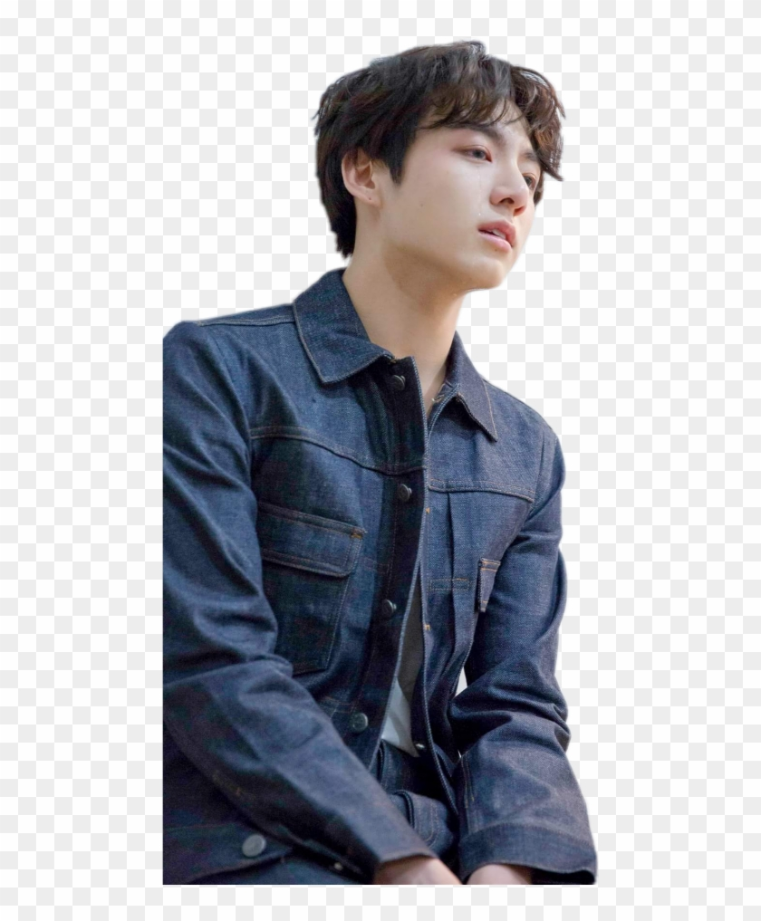 crying man png bts love yourself tear photoshoot transparent crying man png 840 1017