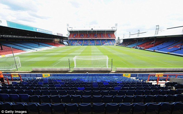 Selhurst Park Png - Crystal Palace v Arsenal Preview/ Strongest Line-up | Nelson or ...