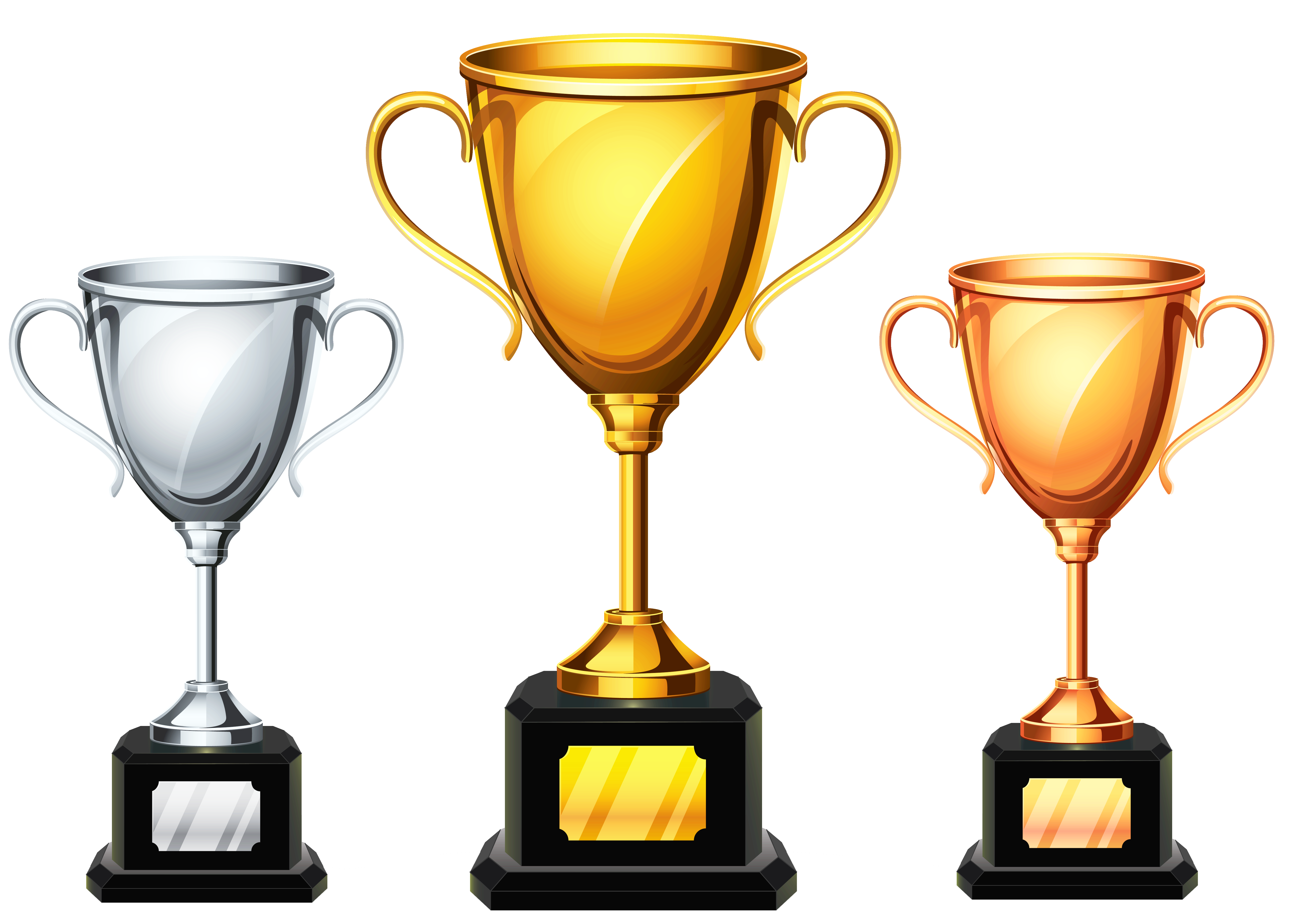 Trophies Png - Cup Trophies PNG Picture Clipart | Gallery Yopriceville - High ...