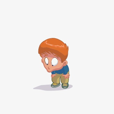 Curious Man Png - Curious Boy, Cartoon Boy, Vector Boy PNG and Vector for Free Download