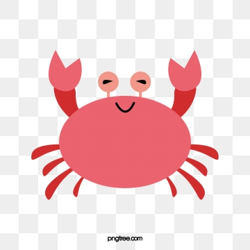 Cute Crab Png - Cute Crab Png, Vector, PSD, and Clipart With Transparent ...