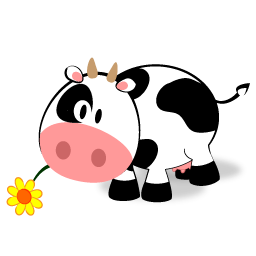 Cute Cow Png Free Cute Cow Png Transparent Images Pngio