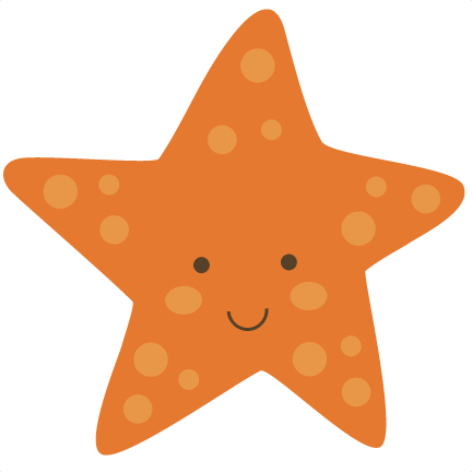 Animated Starfish Png - Cute Starfish Clip Art | Clipart Panda - Free Clipart Images