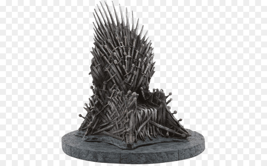 Game Of Thrones Iron Thrones Png - Daenerys Targaryen Iron Throne Game of Thrones Statue - Game of ...