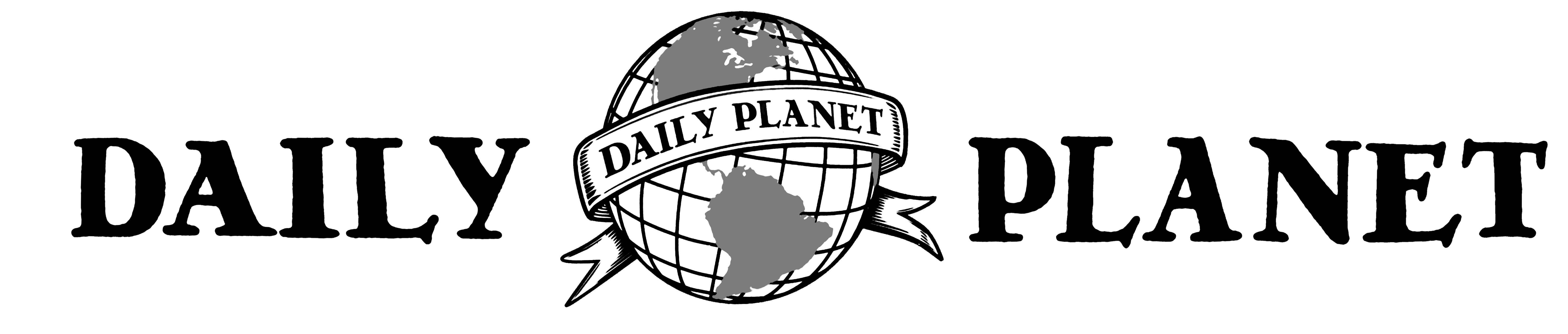 Daily Planet Logo - Daily Planet Logo 1930-1932 by NoahLC on DeviantArt