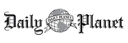 Daily Planet Logo - daily planet logo - Google Search | Summer Reading 2015 Hero ...
