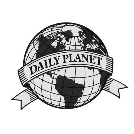 Daily Planet Logo - Daily Planet | Warner Bros. Entertainment Wiki | FANDOM powered by ...
