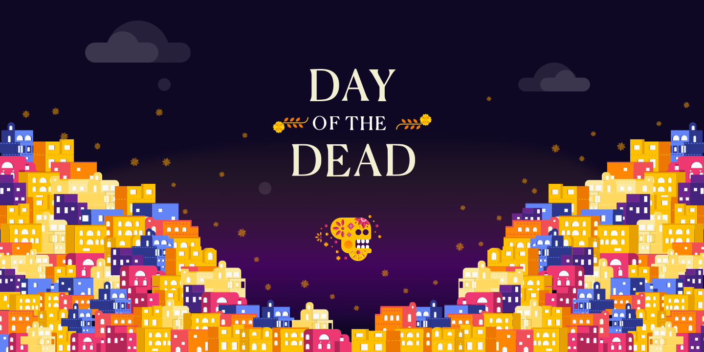 Festival Of The Dead Png - Day of The Dead: Who is La Catrina?