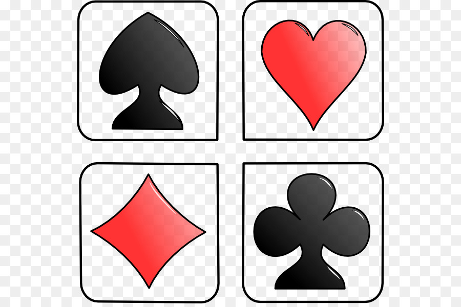 Playing Bridge Png - Deck Of Cards png download - 600*593 - Free Transparent Contract ...