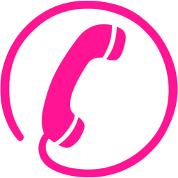 Deep Pink Phone 30 Icon Free Deep Pink Png Images Pngio