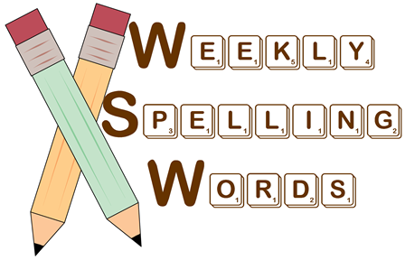 Spelling Words Png & Free Spelling Words.png Transparent Images #10607 -  PNGio