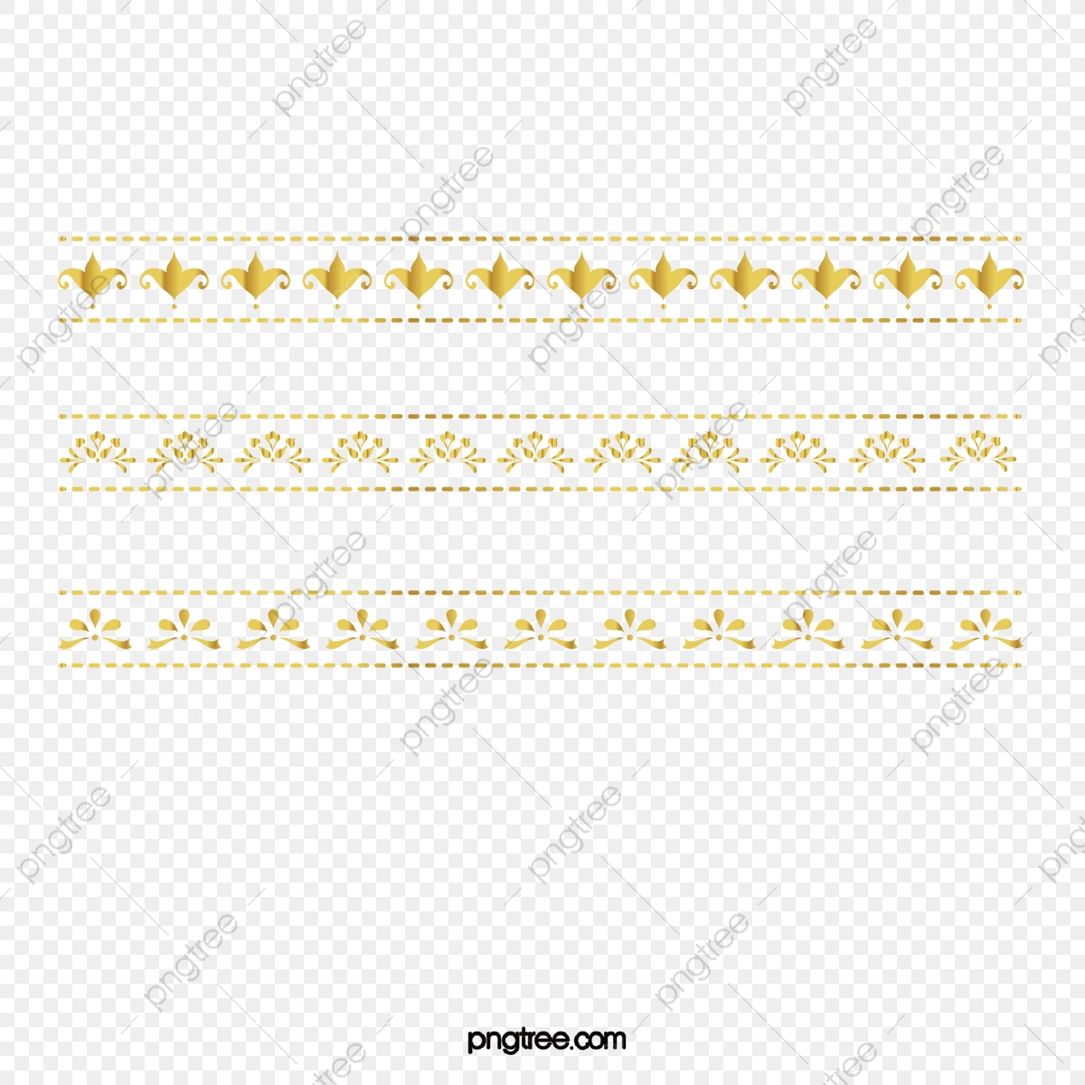 Gold Lace Ribbon Png - Delicate Gold Lace Border, Decorative Lace, Luxurious, Gold Ribbon ...
