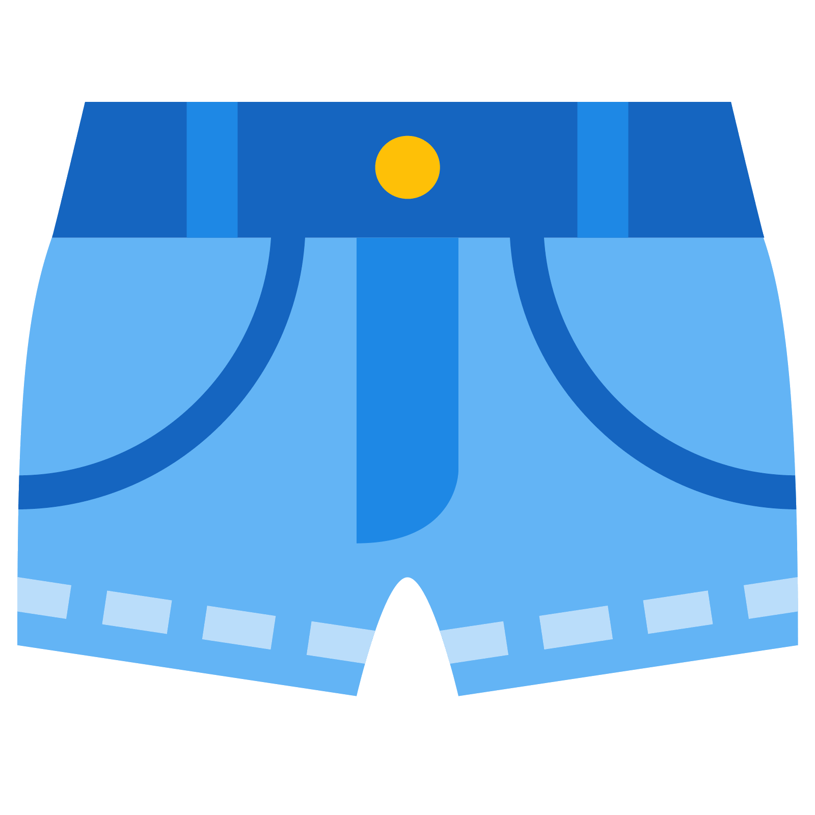 Shorts Png - Denim Shorts icon. PNG 50 px