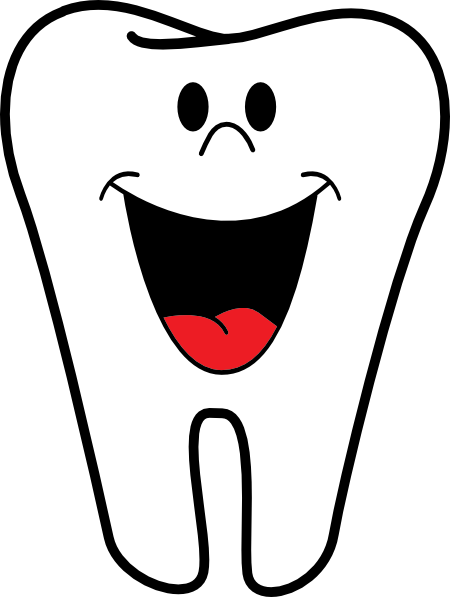 Smiling Tooth Png - dental tooth bug picture | smiling tooth clip art | Dental
