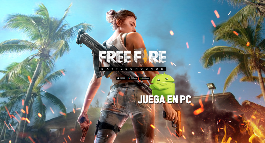descargar gratis free fire para pc