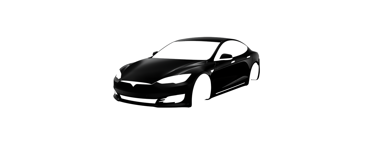 Black And White Png Of A Car - Design Your Model S   Tesla Europe