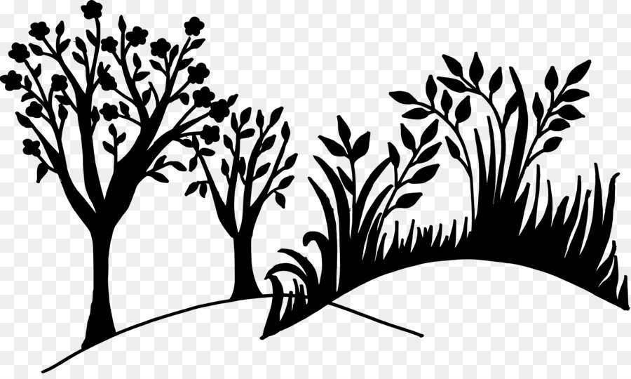 Black And White Nature Background Png - Desktop Wallpaper Clip art - NATURE BACKGROUND png download - 3438 ...