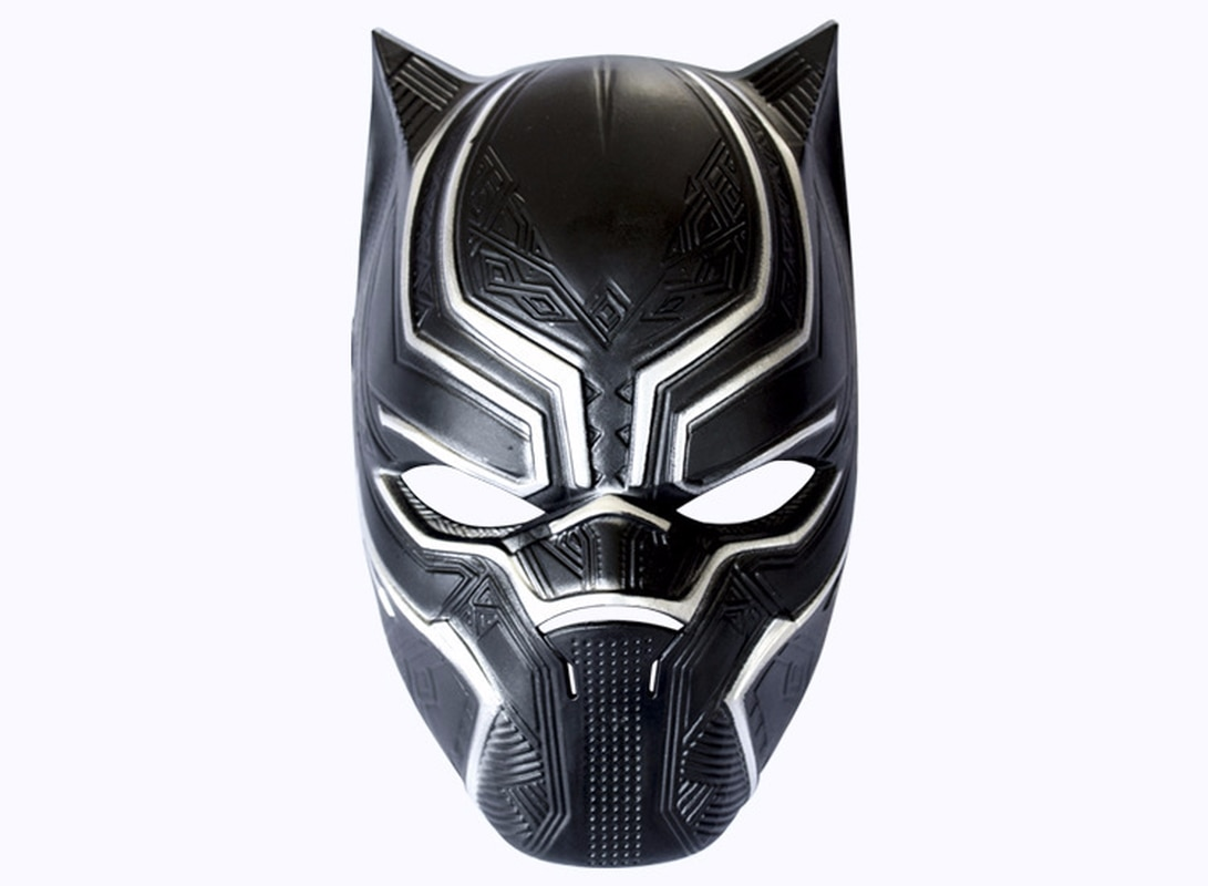 Black Panther Mask Png - Detail Feedback Questions about Black Panther Mask Film Theme ...