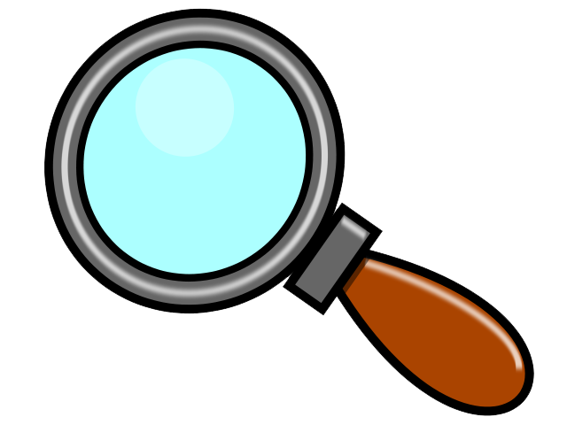 Magnifying Glass Clipart Png - Detective clipart magnifying glass clipart 4 - Clipartix