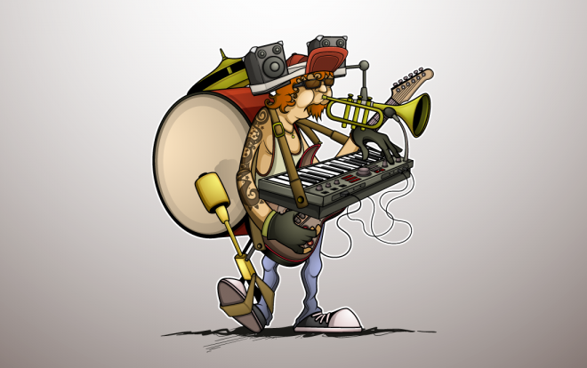 Png One Man Band - Developer corner: Lessons from a one-man app business