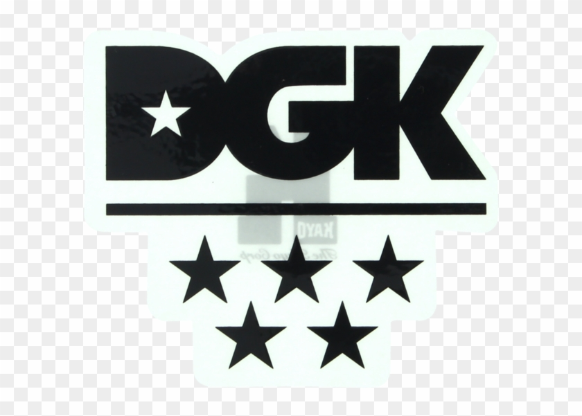 Dgk Png Hd - Dgk All Day, HD Png Download - 600x600(#6358732) - PngFind