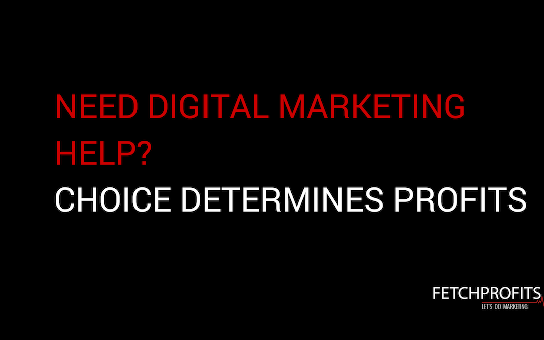 Determines Png - Digital Marketing Agency: Your Choice Determines Profits ...