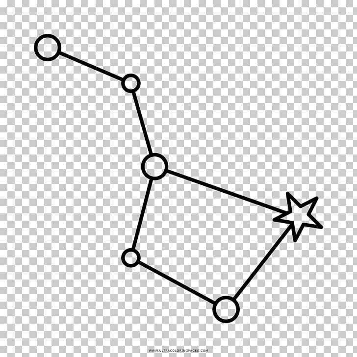 Big Dipper Constellation Png - Dipper Pines Big Dipper Constellation Drawing Ursa Major ...