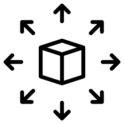Distribution Icon Of Line Style Availa Png Images Pngio