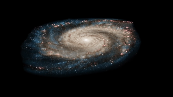 Whirlpool Galaxy Png - Dizzying Hubble video zooms in for a detailed, layered look at the ...